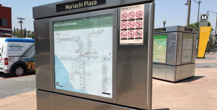 Map Kiosk